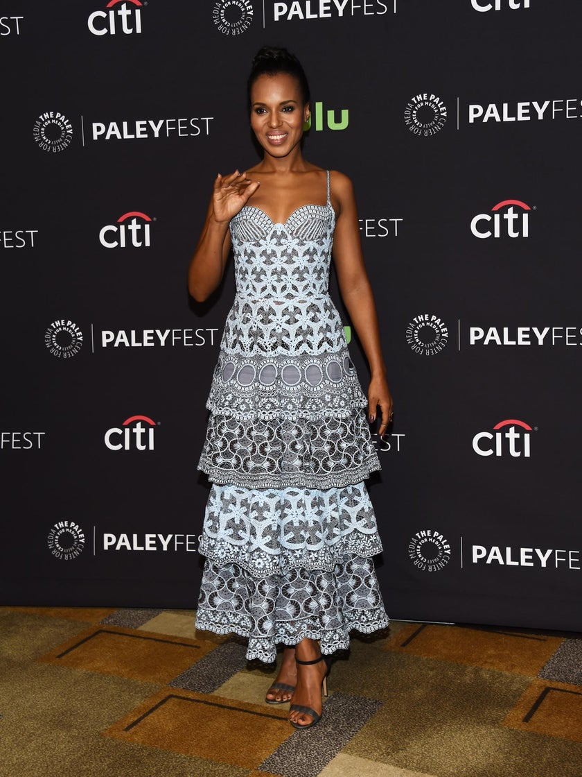Kerry Washington Is Just As Shocked As We Are with 'Scandal' Plot Twists