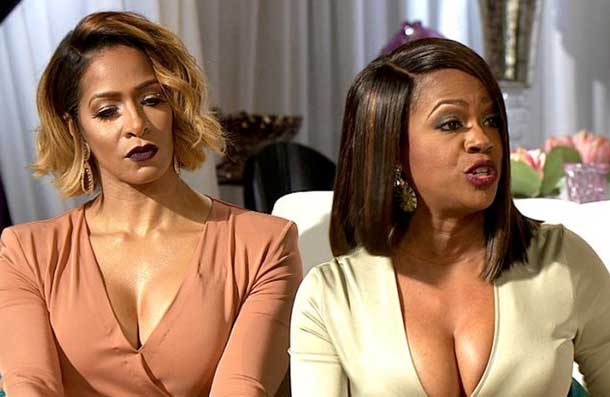 Kandi Burruss Says Hubby Does Not Get An 'Allowance': What Do You Do When Someone Comes For Your Man?