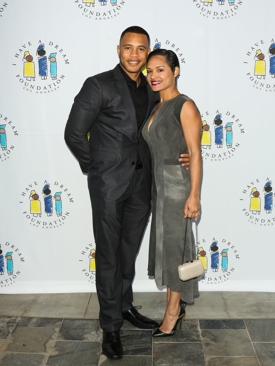 Surprise! 'Empire' Co-Stars Grace Gealey and Trai Byers Are Married