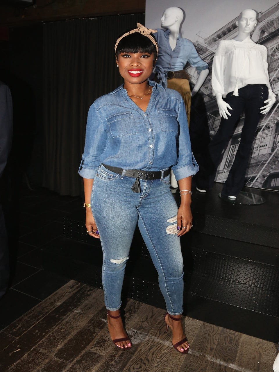 Jennifer Hudson Returns to 'American Idol' Finale