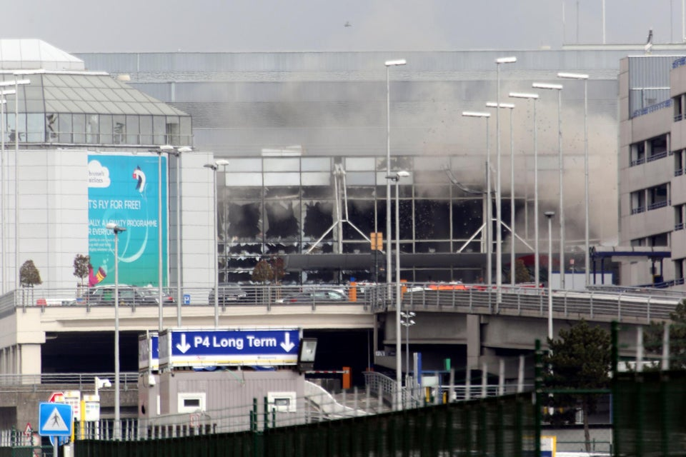 ISIS Claims Responsibility for Brussels Bombings That Killed 30