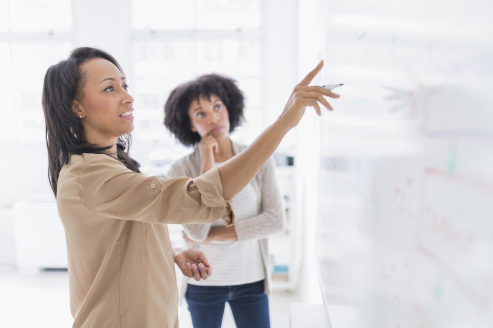 Breaking the Myth: Black Women Do Help Other Black Women on the Way Up
