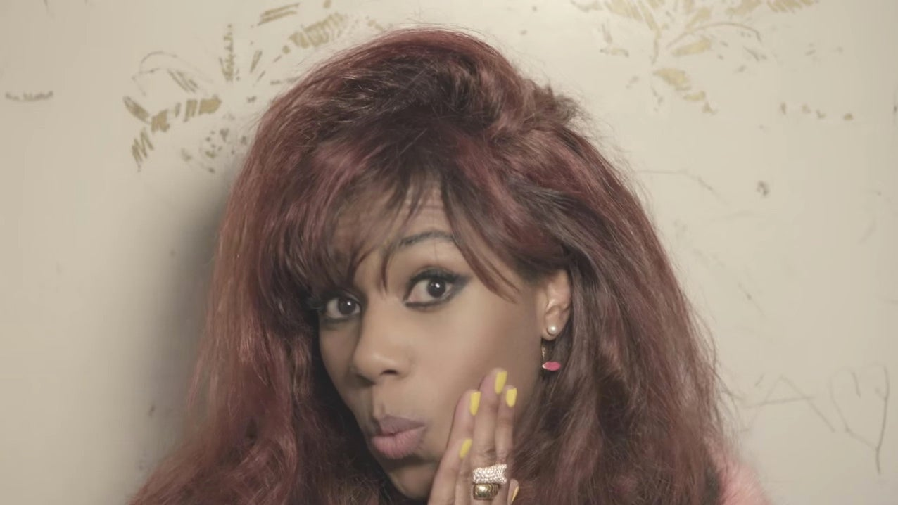 Santigold's 'Can't Get Enough Of Myself' Is the Perfect Self-Love Anthem