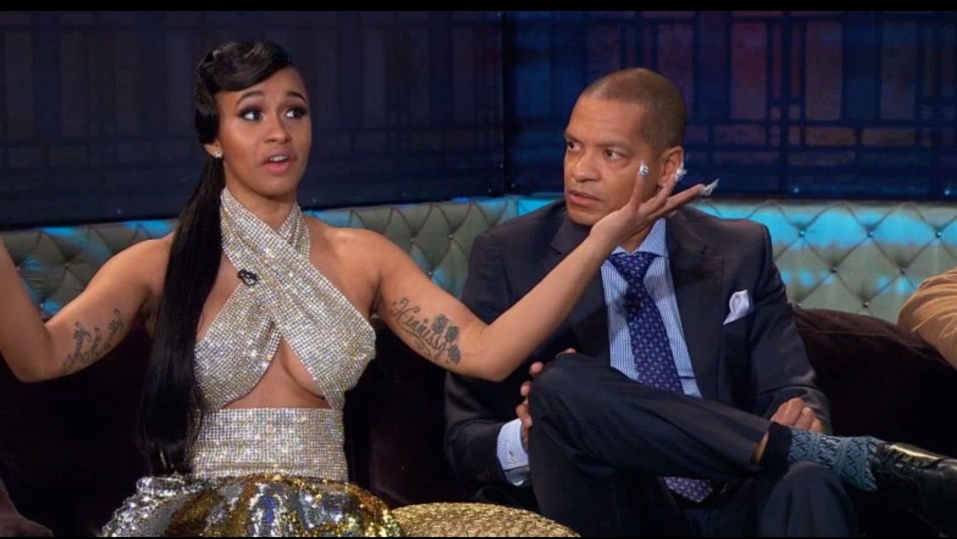 Cardi B Checks Peter Gunz on Love & Hip Hop New York ...
