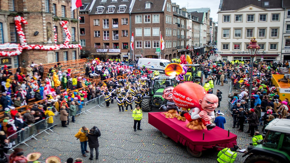 Going to a Carnival in Germany Immersed Me in a New Culture
