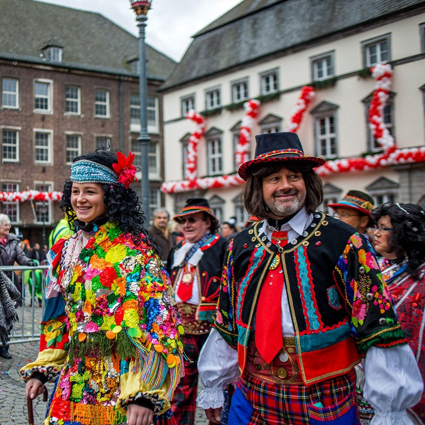 Did You Know Germany Has Carnival Too? A Look Inside