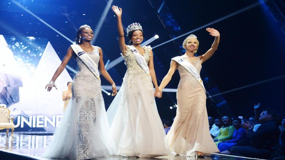 Photo Fab: Meet Ntandoyenkosi Kunene, the New Miss South Africa!