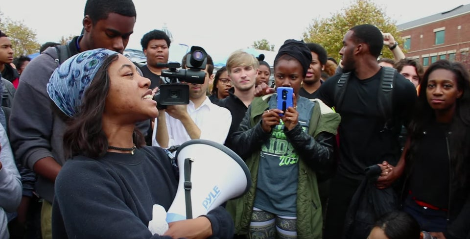 Watch a Film by Mizzou Students Documenting Racial Unrest on Campus