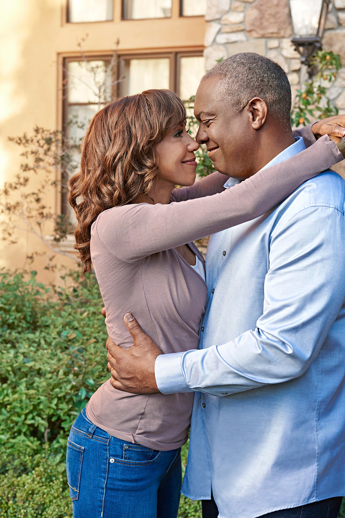 Solid As a Rock! Holly Robinson Peete and Rodney Peete Celebrate 21 Years Of Marriage