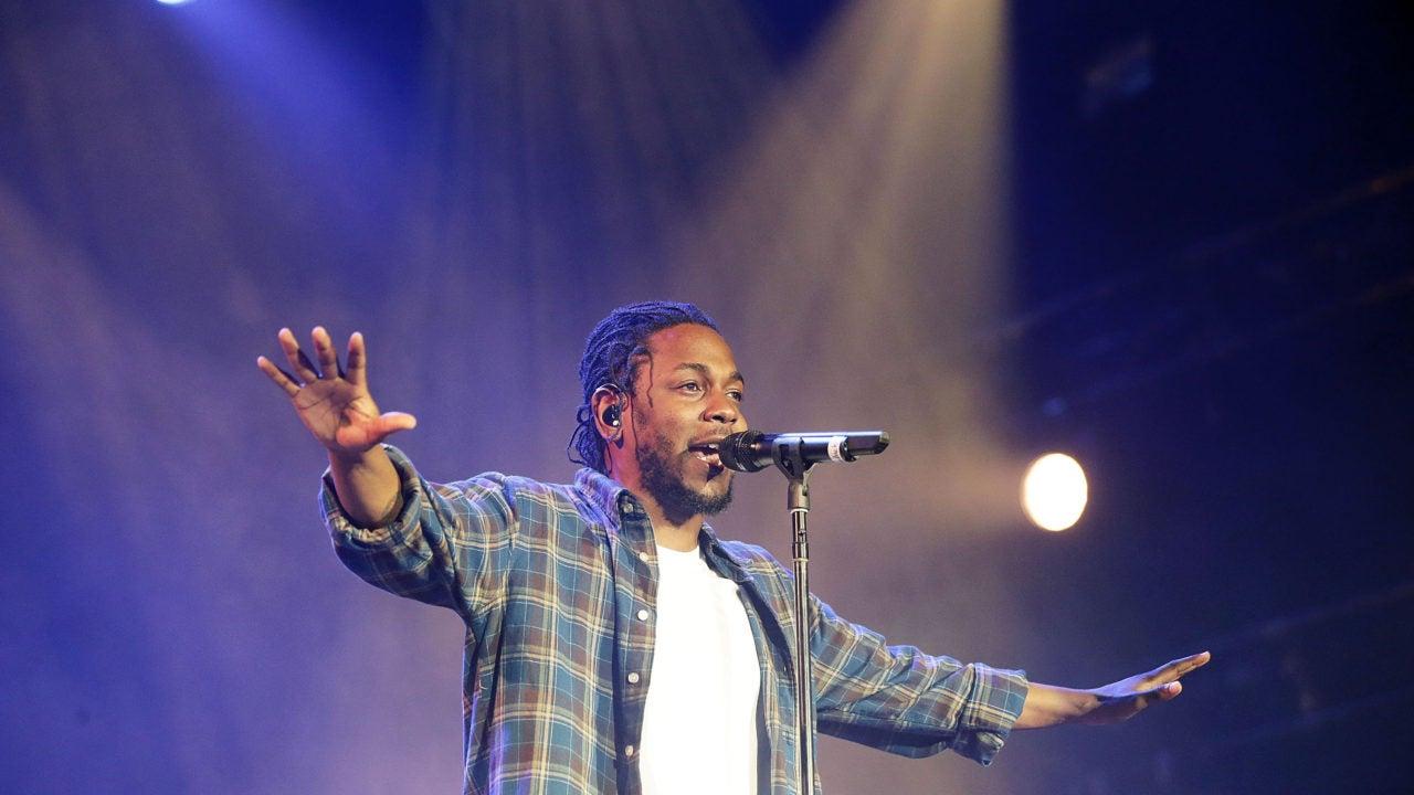 Kendrick Lamar Drops Stunning Video For New Song 'Humble'