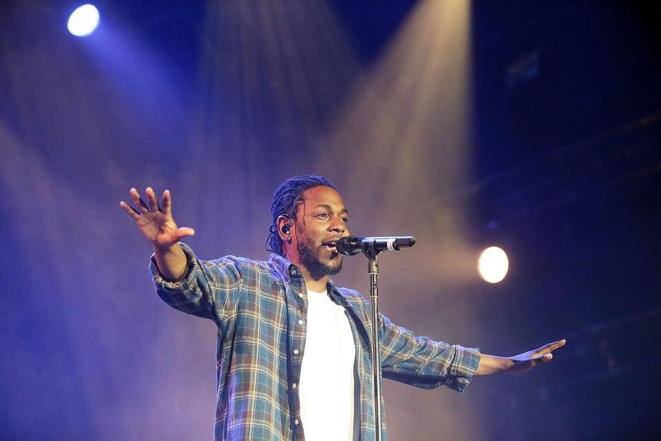 Processing Violence Through The Eyes Of Kendrick Lamar