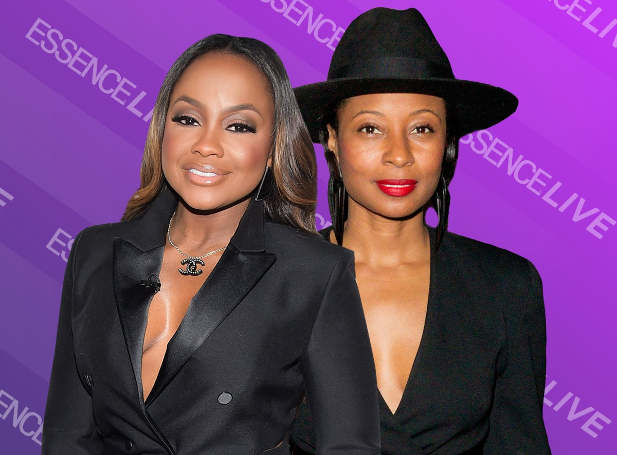 This Week on 'ESSENCE Live': Phaedra Parks Talks Friendships on RHOA, Choreographer Fatima Robinson Remembers Aaliyah