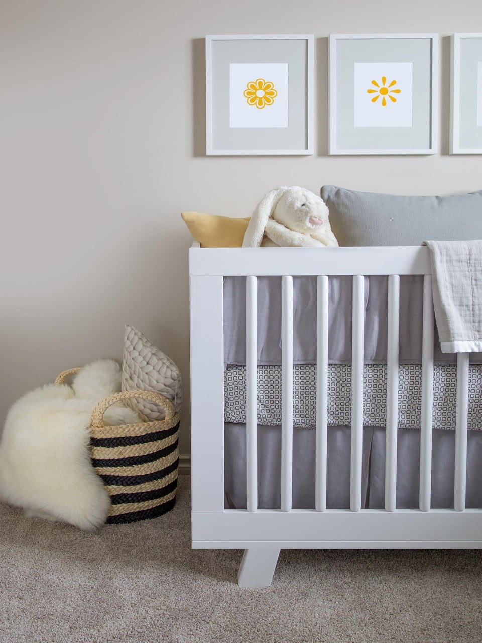11 Tips To Decorating a Nursery Without Breaking The Bank
