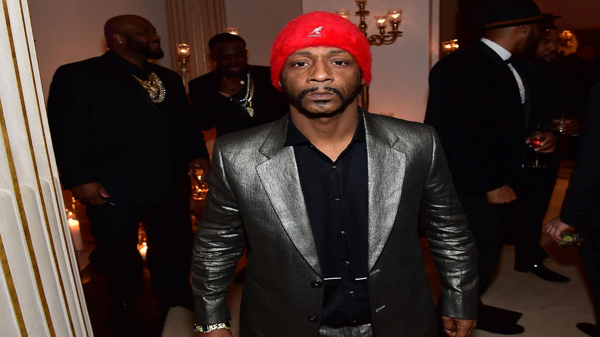 The Teen Who Allegedly Punched Katt Williams Speaks Out