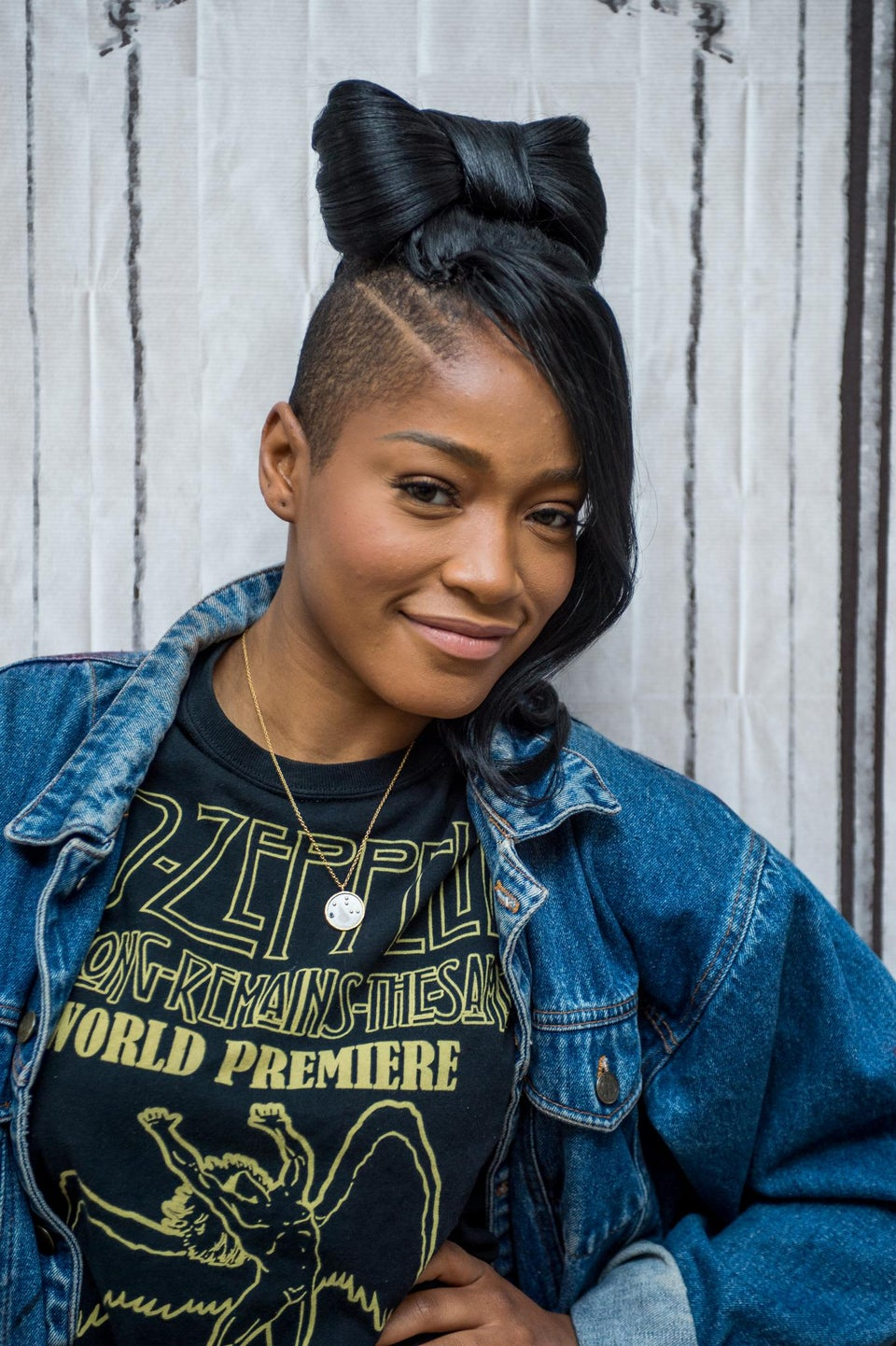 Keke Palmer Reveals Why She Shaved Her Head in 'Hair Stories' Series