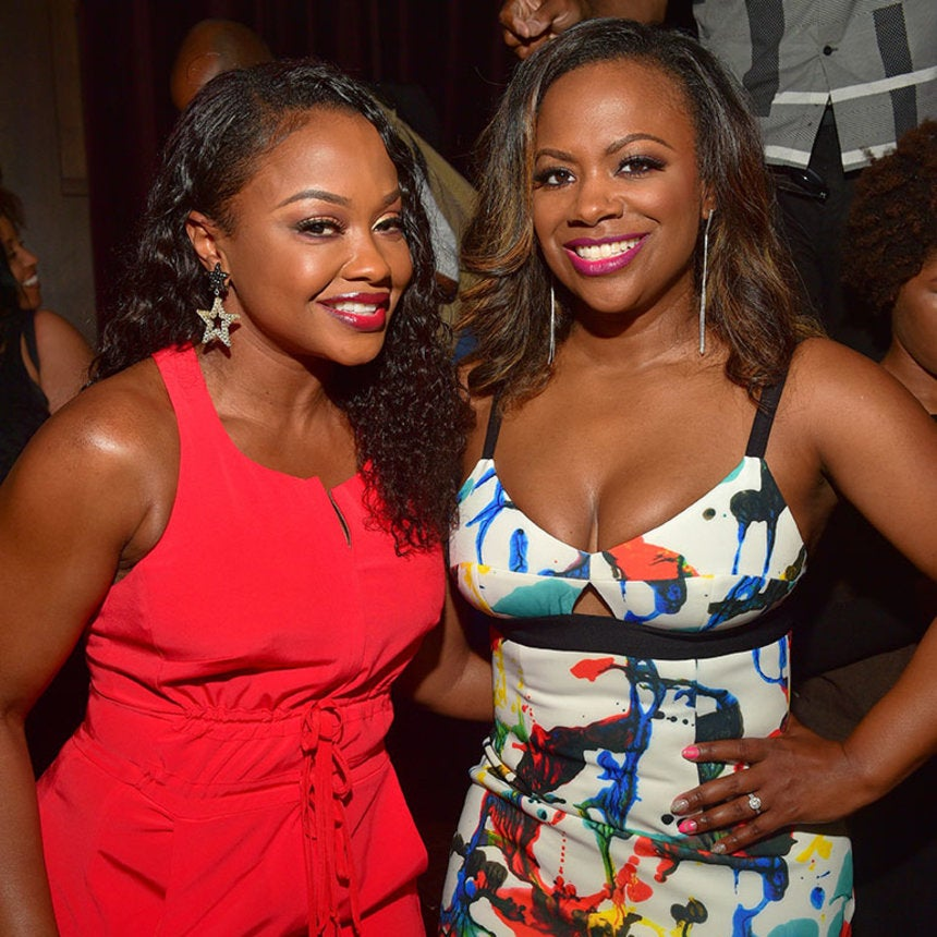 How Did Phaedra Parks And Kandi Burruss Go From Friends To Foes?