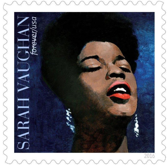 Sarah Vaughan Stamp Black Women Honored With Commemorative Postage