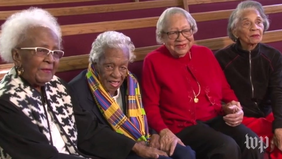 #BlackGirlMagic Squad Goals: Four Lifelong Friends Anticipate Turning 100 this Summer