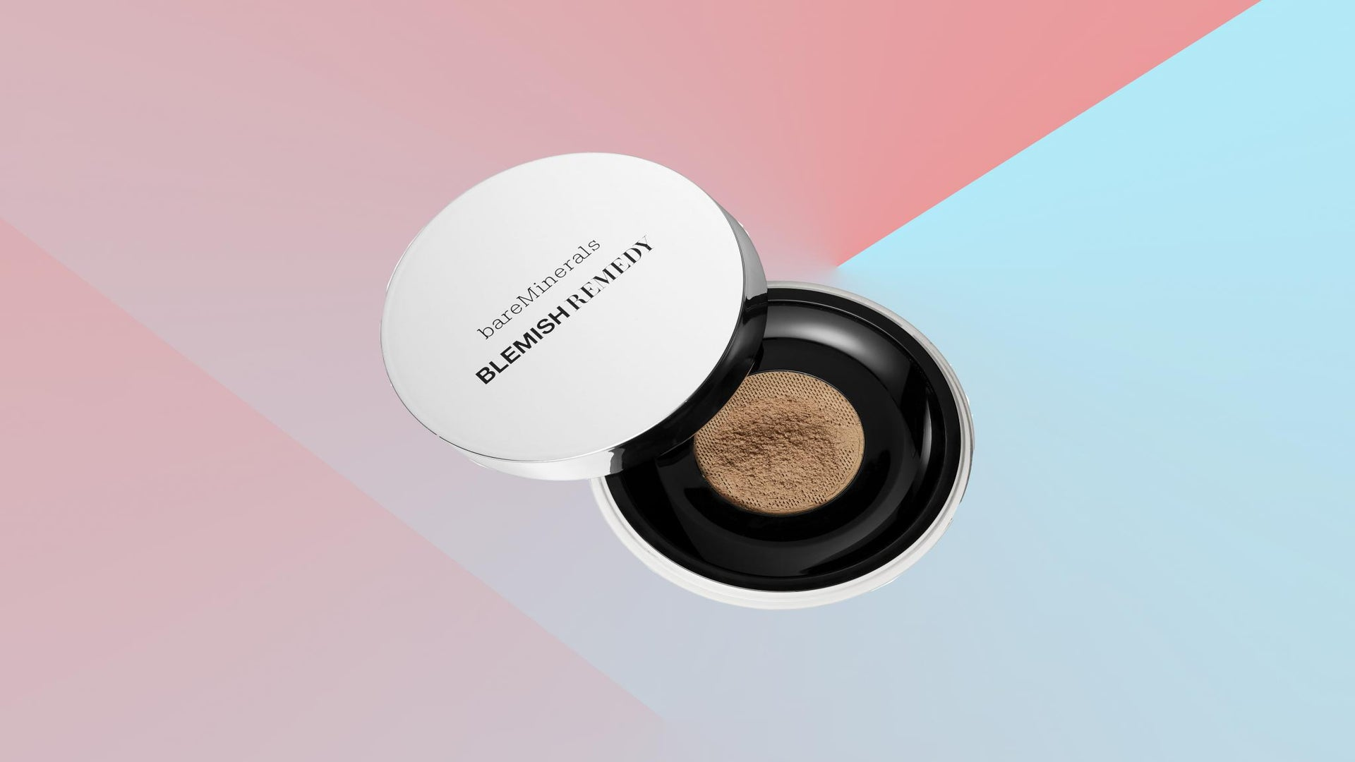 Bareminerals New Foundation Also Clears Up Acne