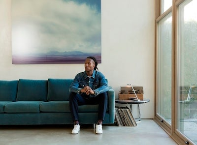 NFL Star DeAndre Hopkins Debuts New-and-Improved Club Monaco Chinos