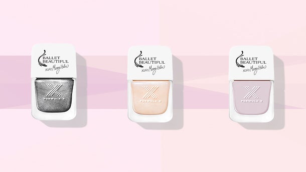 This Ballet Inspired Nail Collection Is Perfect For Every Occassion