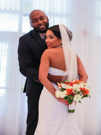 Bridal Bliss: They Just Missed Each Other In College But Love Gave Them a Second Chance