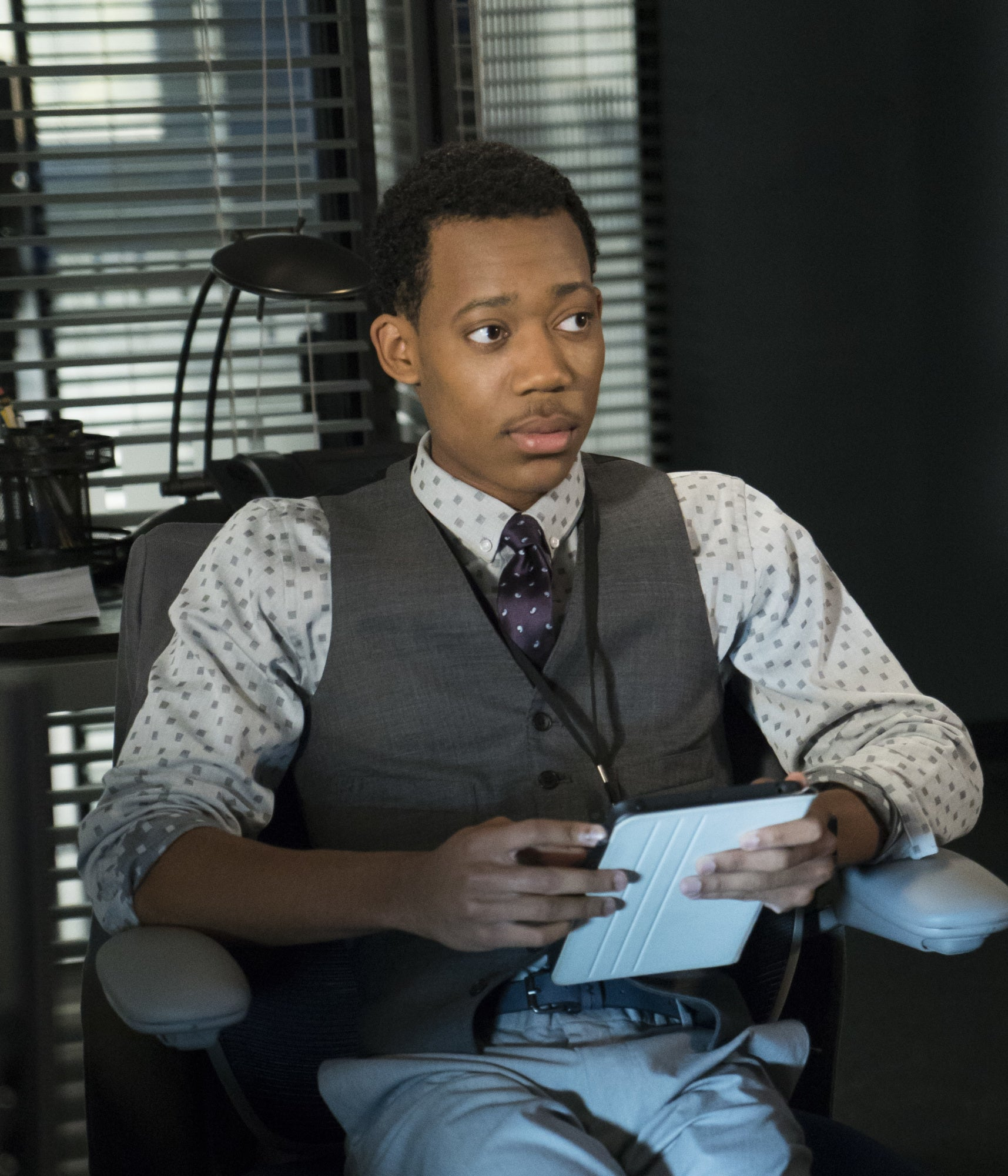 Tyler James Williams Talks 'The Walking Dead' and Joining 'Criminal Minds'