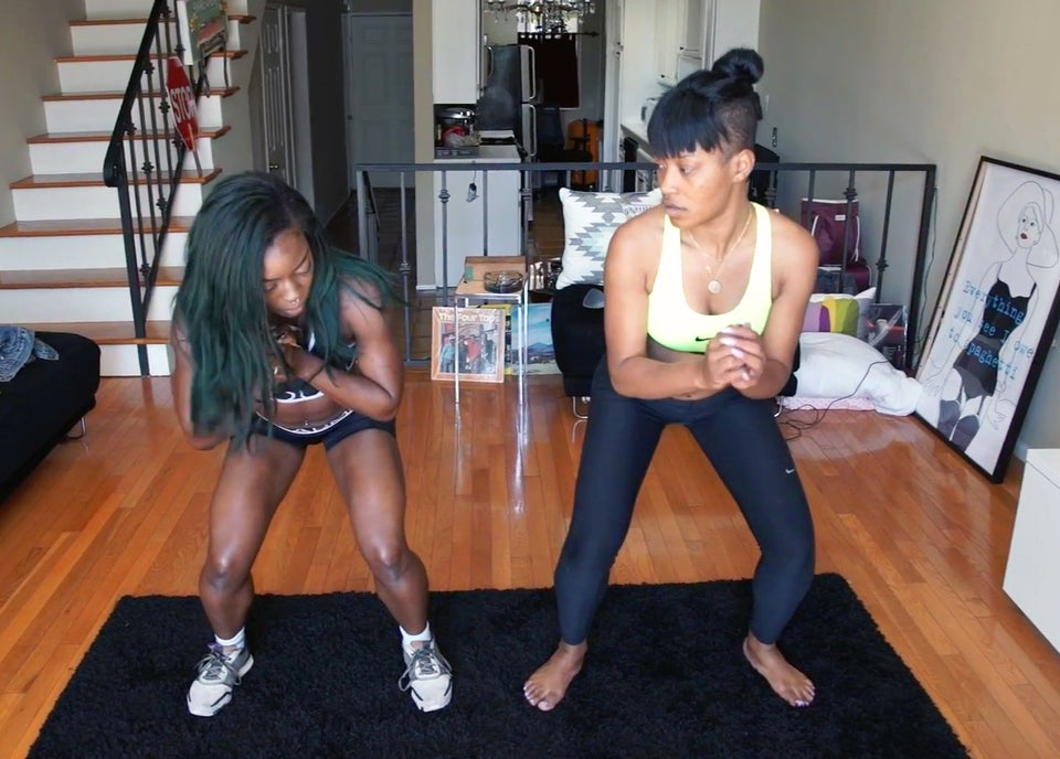 Reach Your Summer Booty Goals with KeKe Palmer