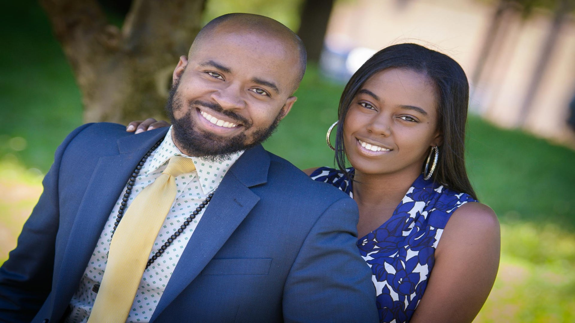 Young, Married and Ministering: A Couple On A Mission to Spread Love