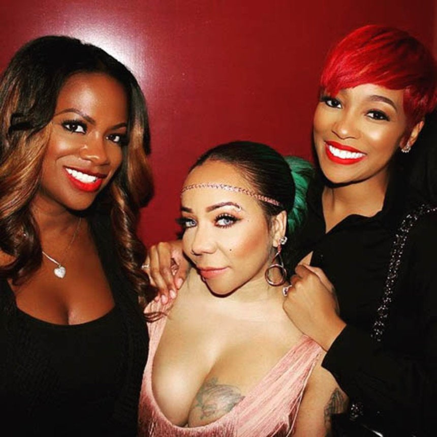 21 Photos That Prove Kandi, Tiny and Their ATL Besties Are The Ultimate Squad Goals