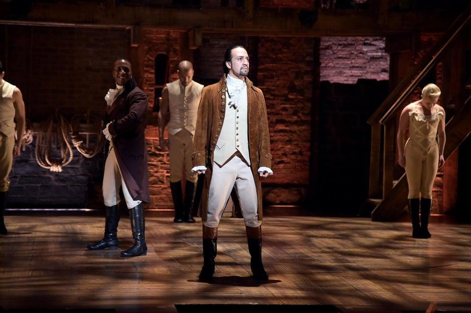 'Hamilton' Producers Officially Respond to Casting Criticism