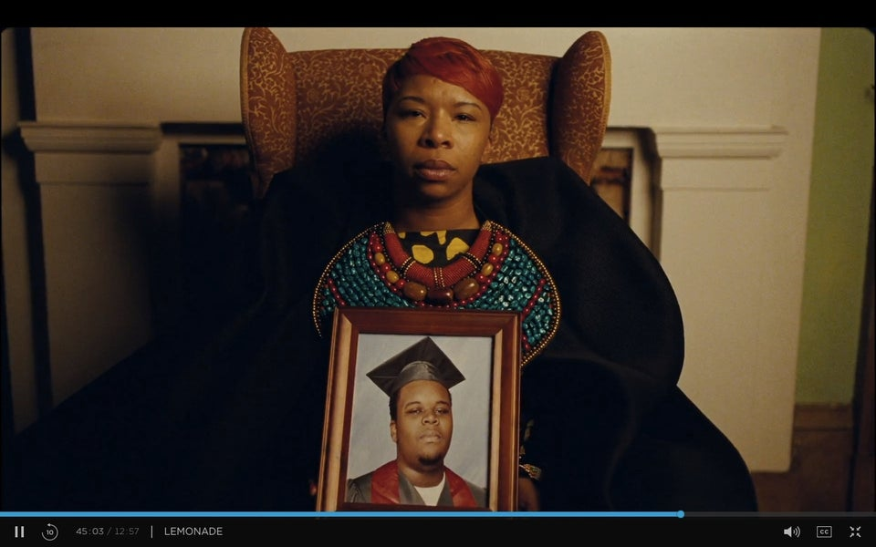 Michael Brown's Mother Opens Up About Her 'Lemonade' Cameo