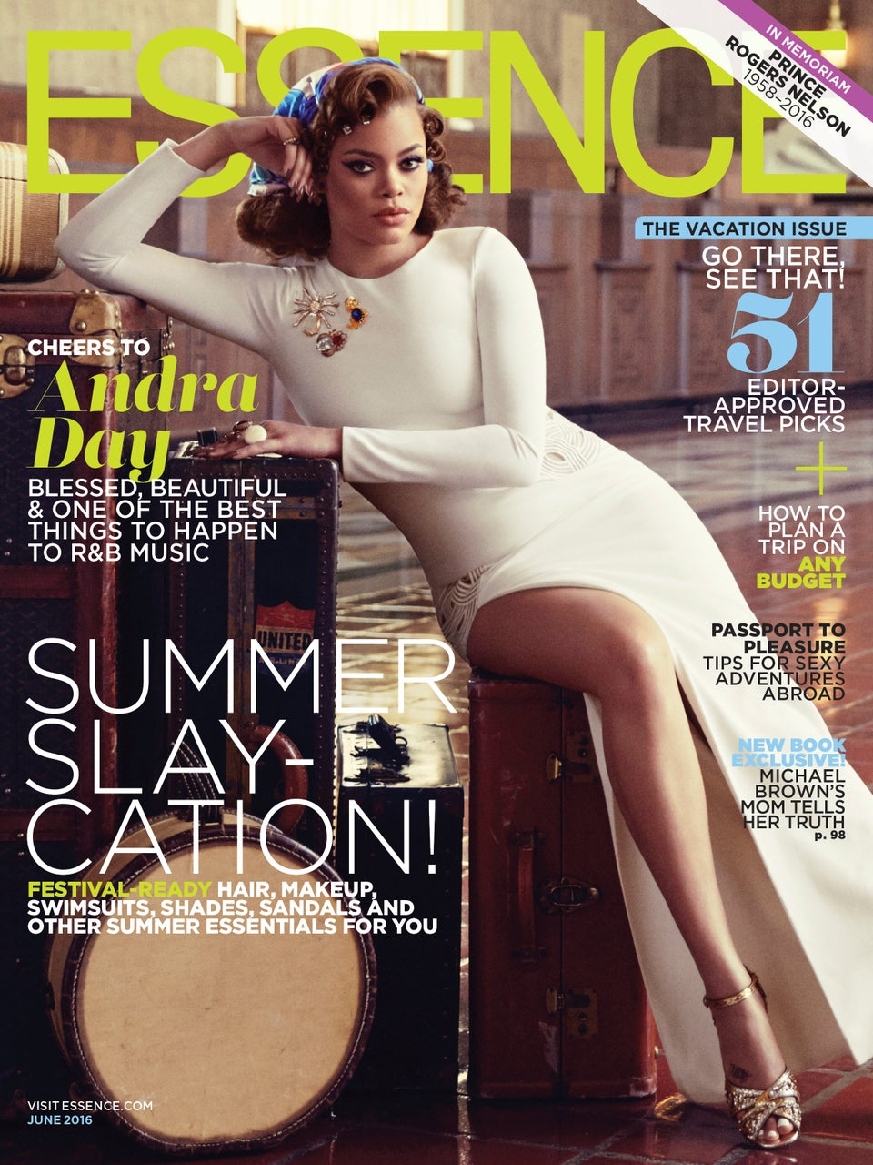 Andra Day Gives Us All The Life on Her First ESSENCE Cover