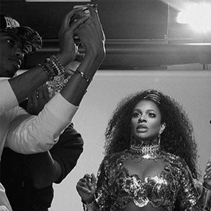 An Ageless Vanessa Bell Calloway Channels Her 'Coming to America Character' in New Photo Shoot