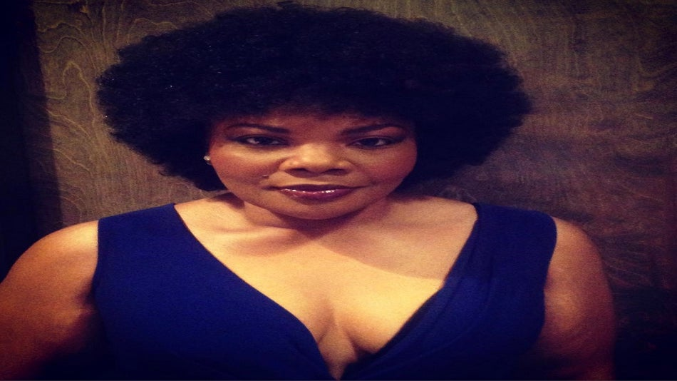 Mo'Nique Shares a Photo of Her Massively Gorgeous Afro