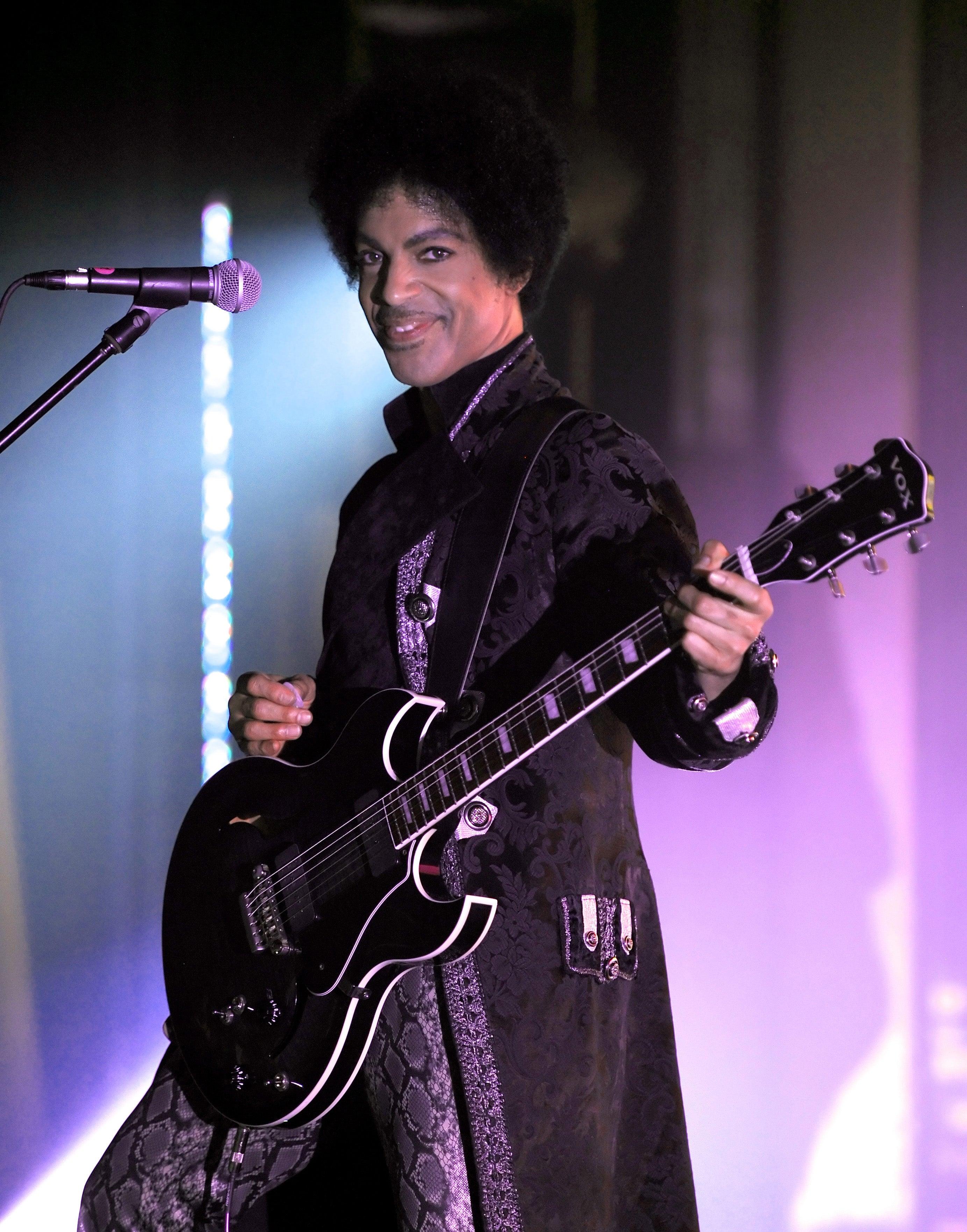 Prince Vault Of Unreleased Music Has Reportedly Been Open