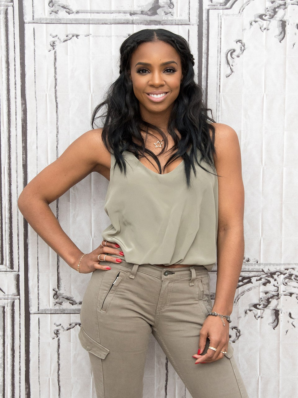 Kelly Rowland on Becoming a Mother: 'I Was Really Scared'