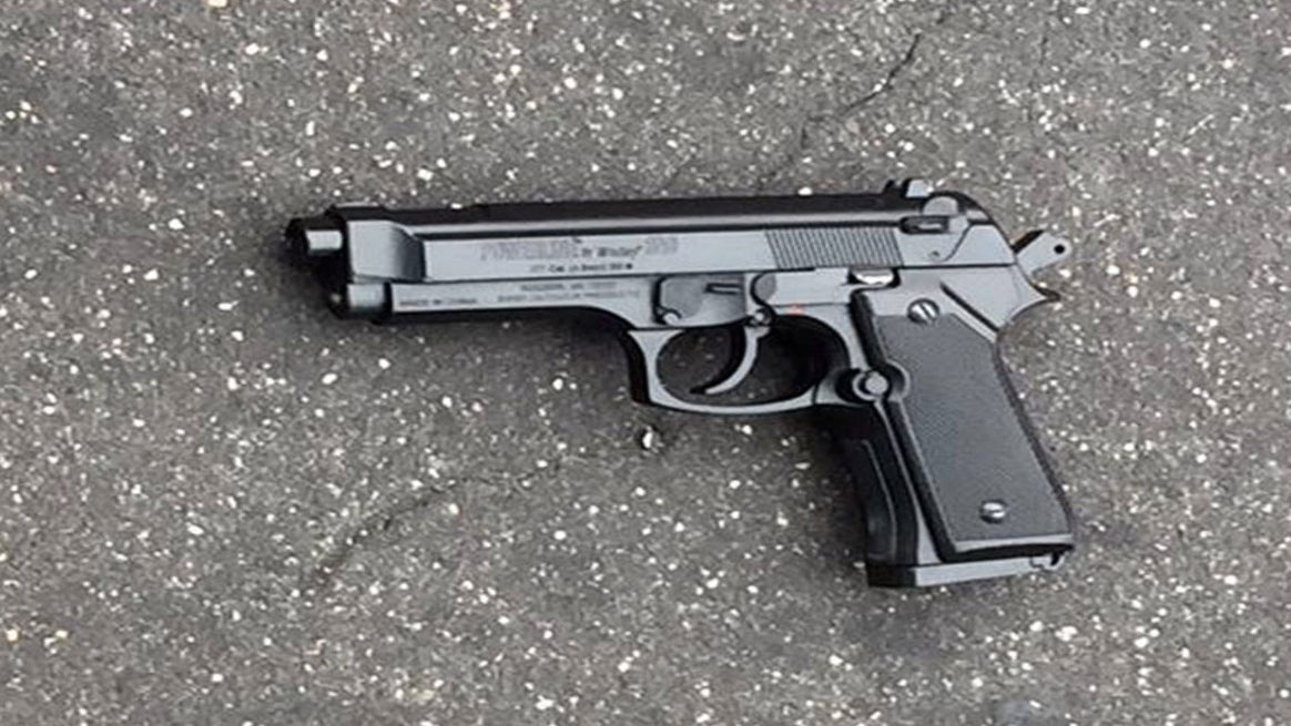 Baltimore Police Shoot 13-Year-Old Boy 'Holding a BB Gun in His Hand'