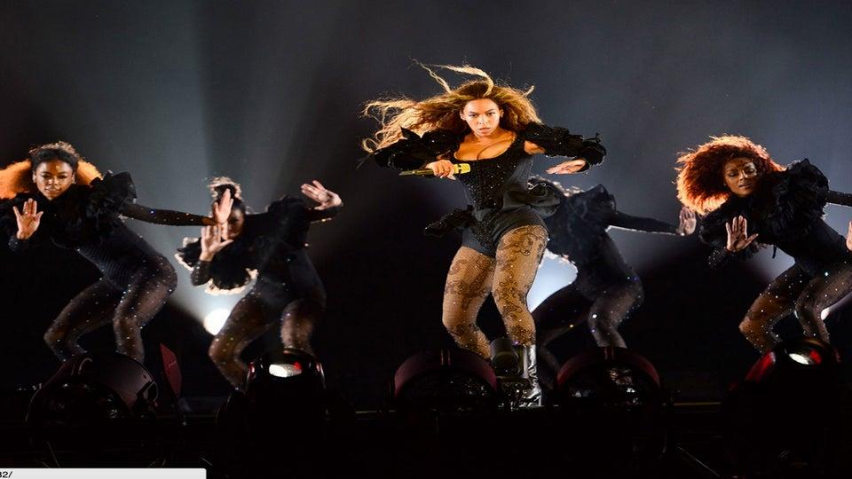 Houston Cops Protested Outside Beyoncé's 'Formation' Tour Stop