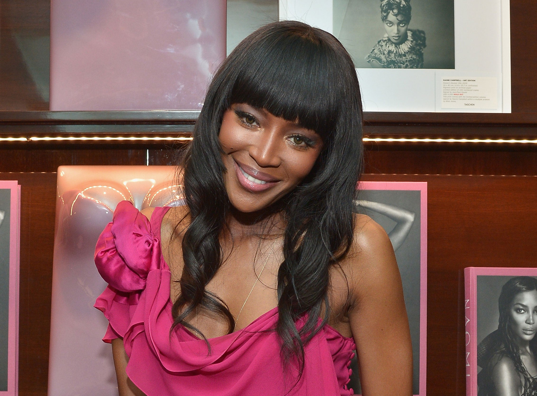 Naomi Campbell Celebrates Her Book Launch With Kelly Rowland, Quincy Jones & The Weeknd