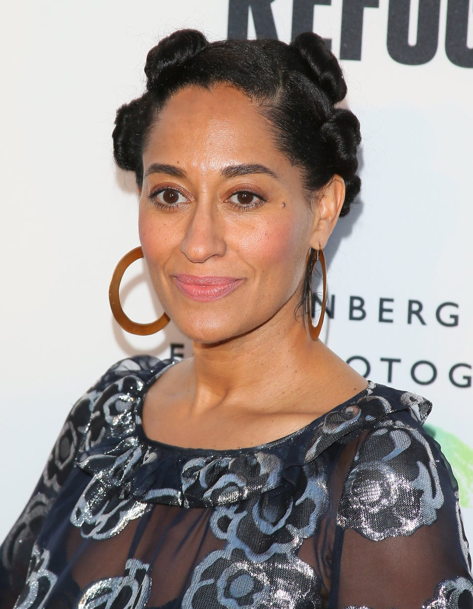 Tracee Ellis Ross' Bantu Knots Are Our Newest Hair Obsession