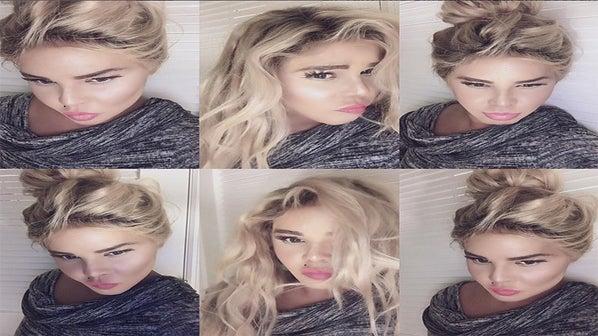 Lil Kim Posts Shocking Selfies That Spark Skin Bleaching Debate