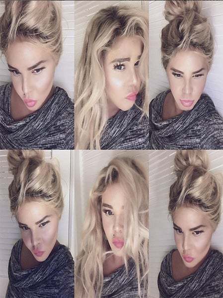 Lil Kim is Unrecognizable in New Selfies