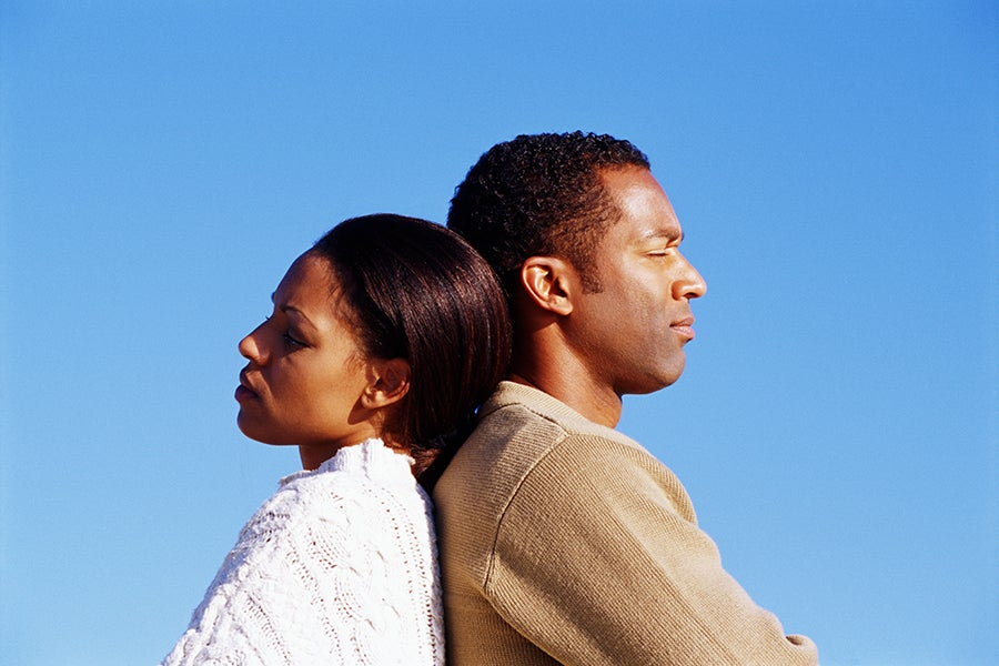 I'm Scared of Love Because I Saw My Parents' Marriage Fail