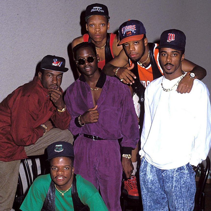 It's A Hit! BET's 'The New Edition Story' Had Our Timelines Lit