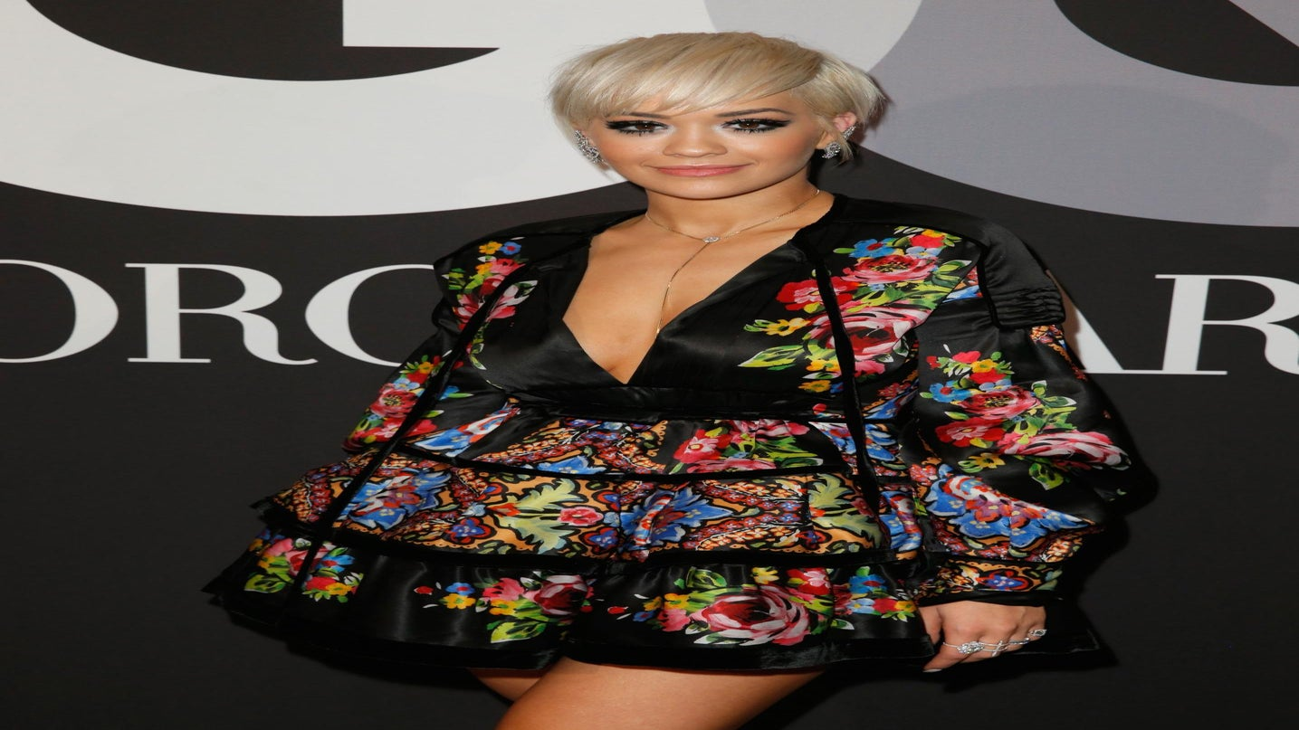 Rita Ora Says She's Not 'Becky with the Good Hair' Either