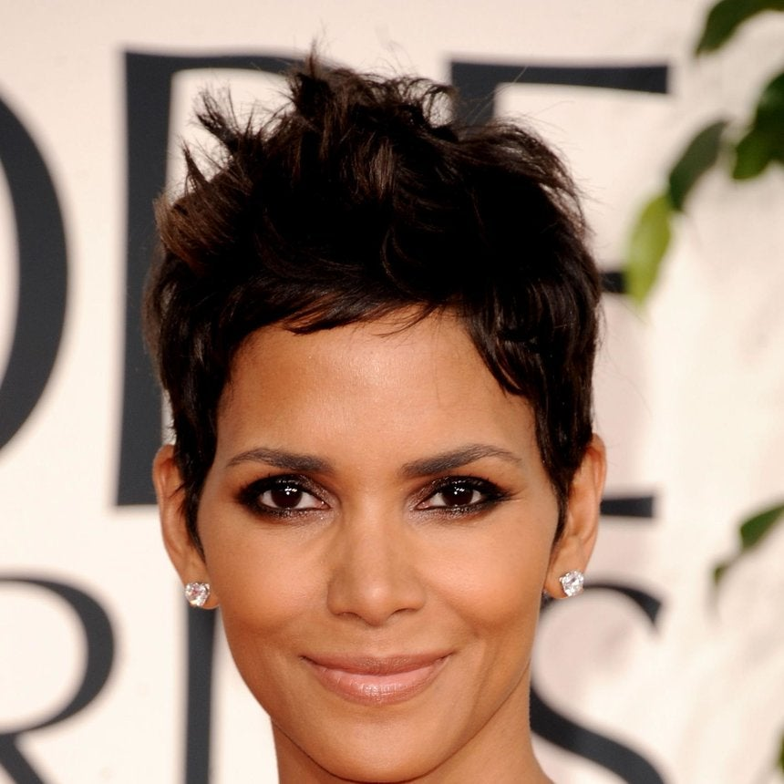 Halle Berry's Pixie Cut Is Back and Better Than Ever
