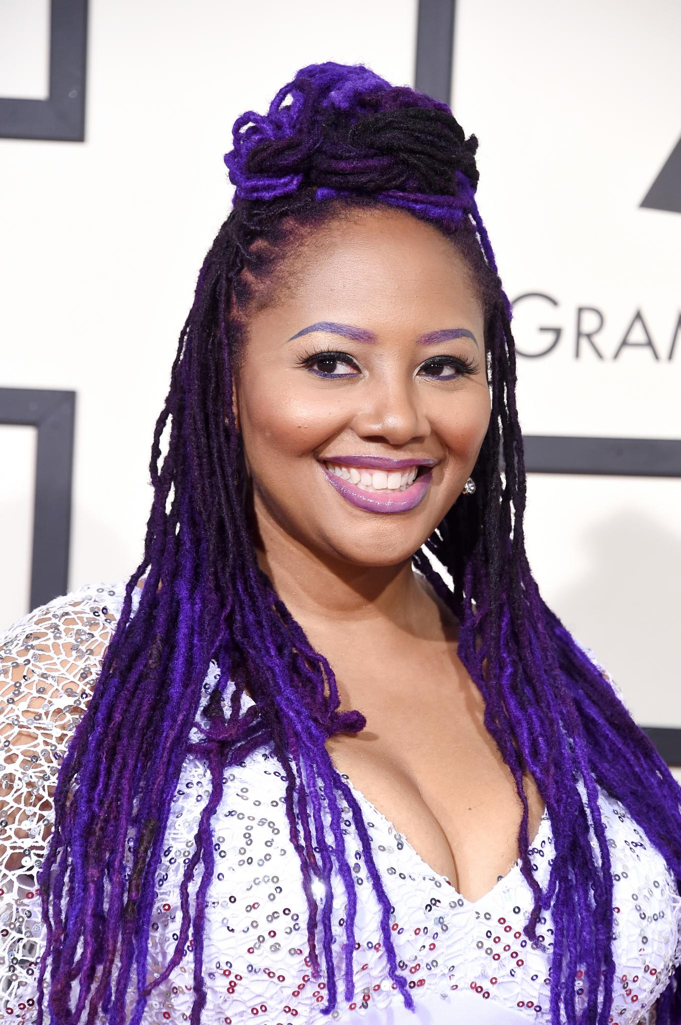 VIDEO: Lalah Hathaway On Why Her Record Label Didn't Approve of Locs