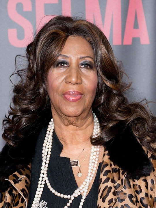Aretha Franklin Says Her Upcoming Biopic Will Be 'Straight Outta Detroit'