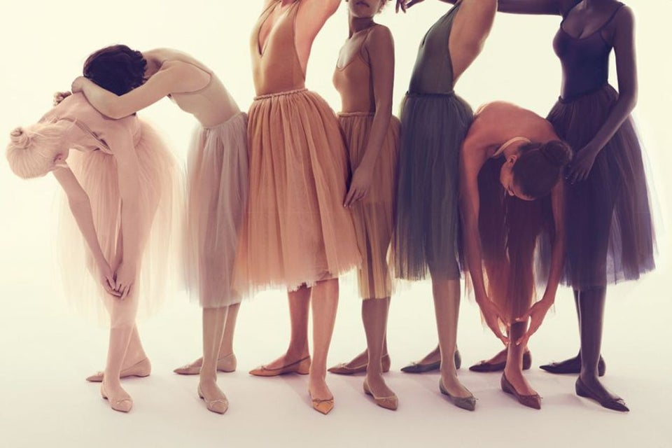 The Christian Louboutin 'Nude' Collection Just Got More Inclusive